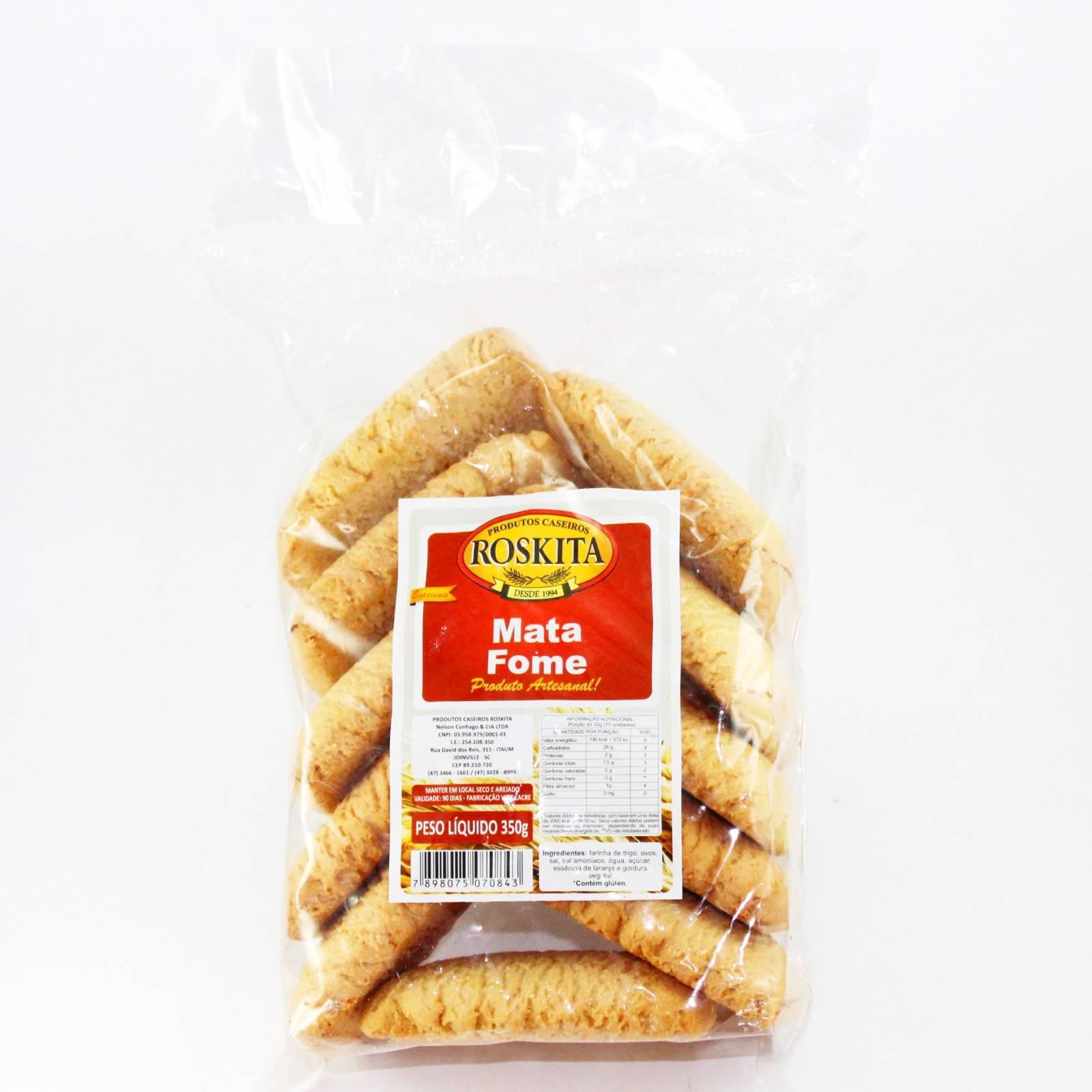 Biscoito Mata Fome 350g