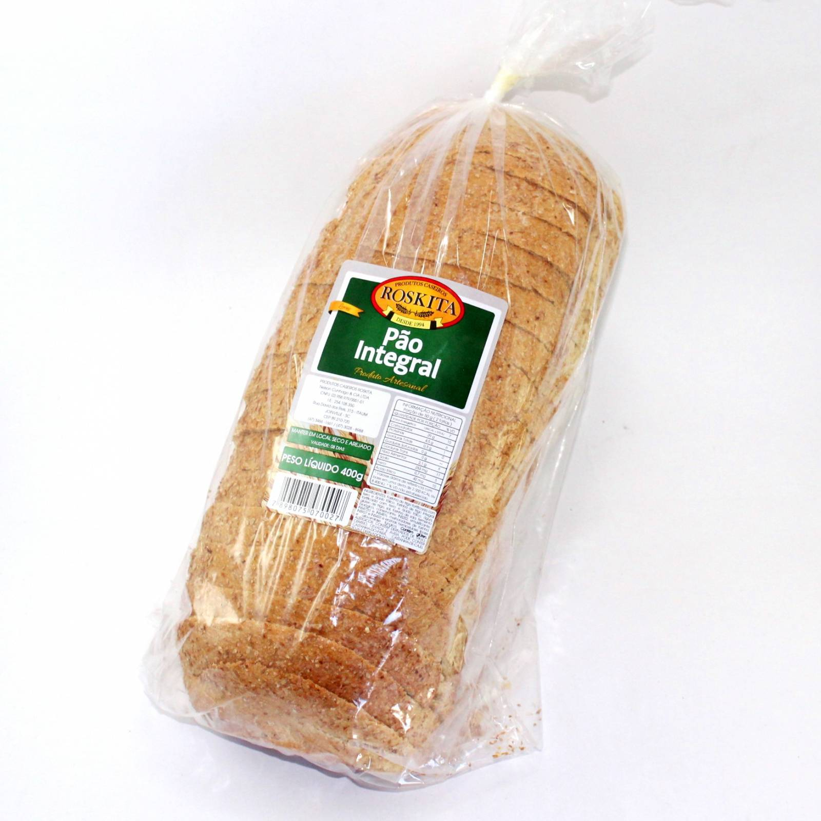 Pão Integral 400g